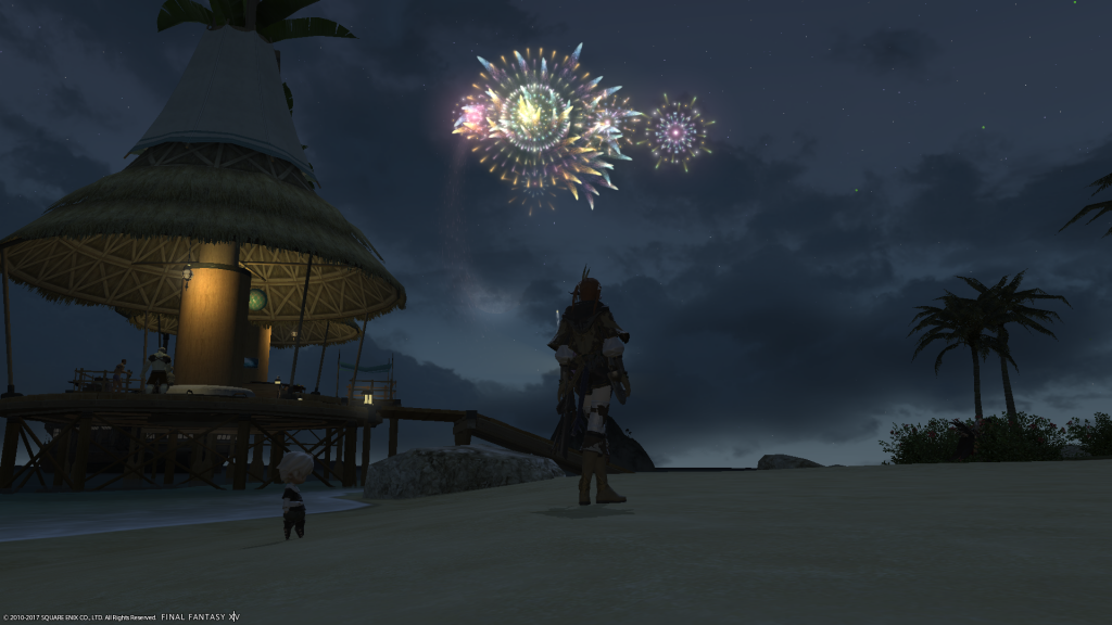 Moonfire Faire Fireworks