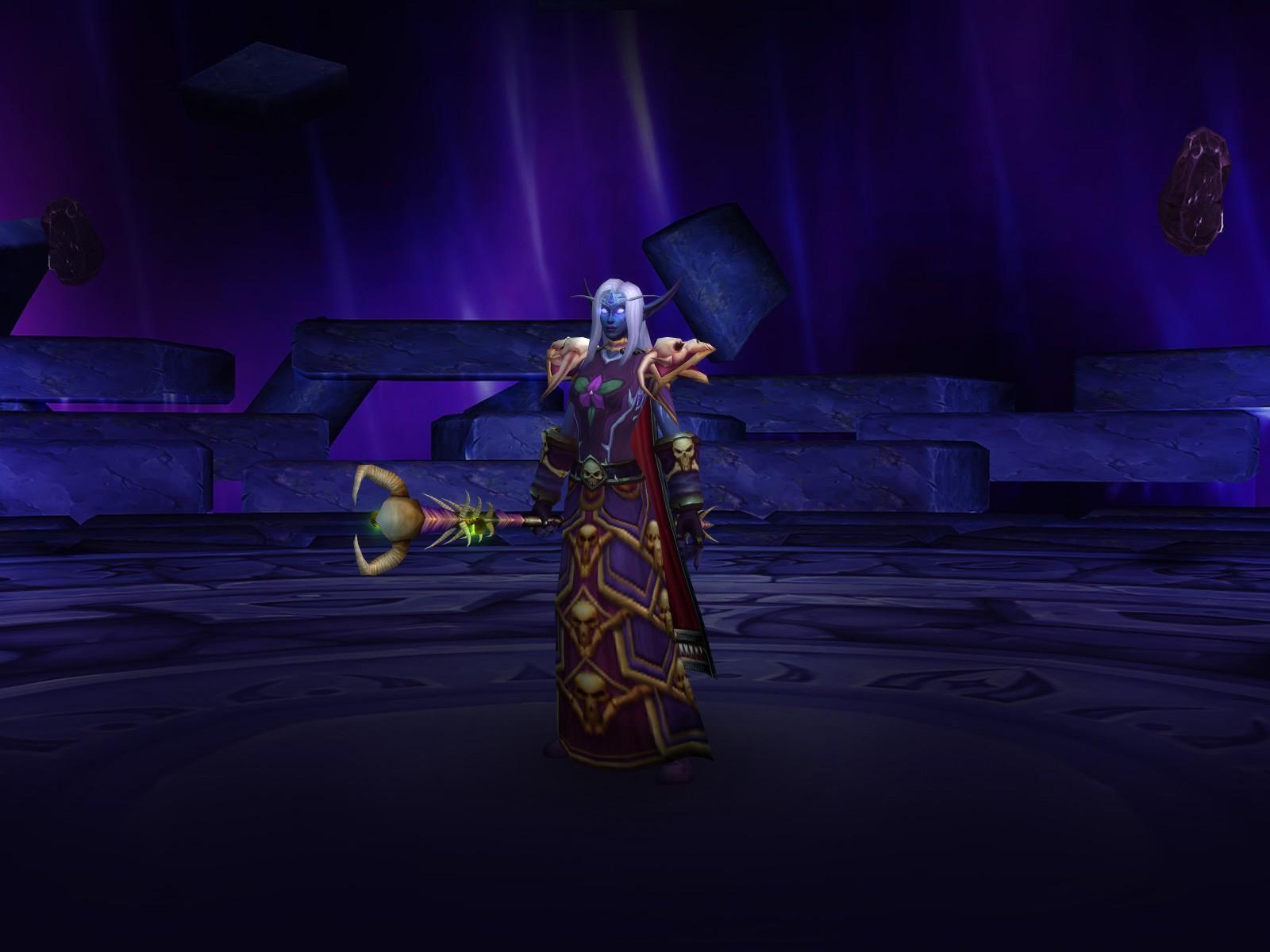Sylyndra: Nightborne Warlock