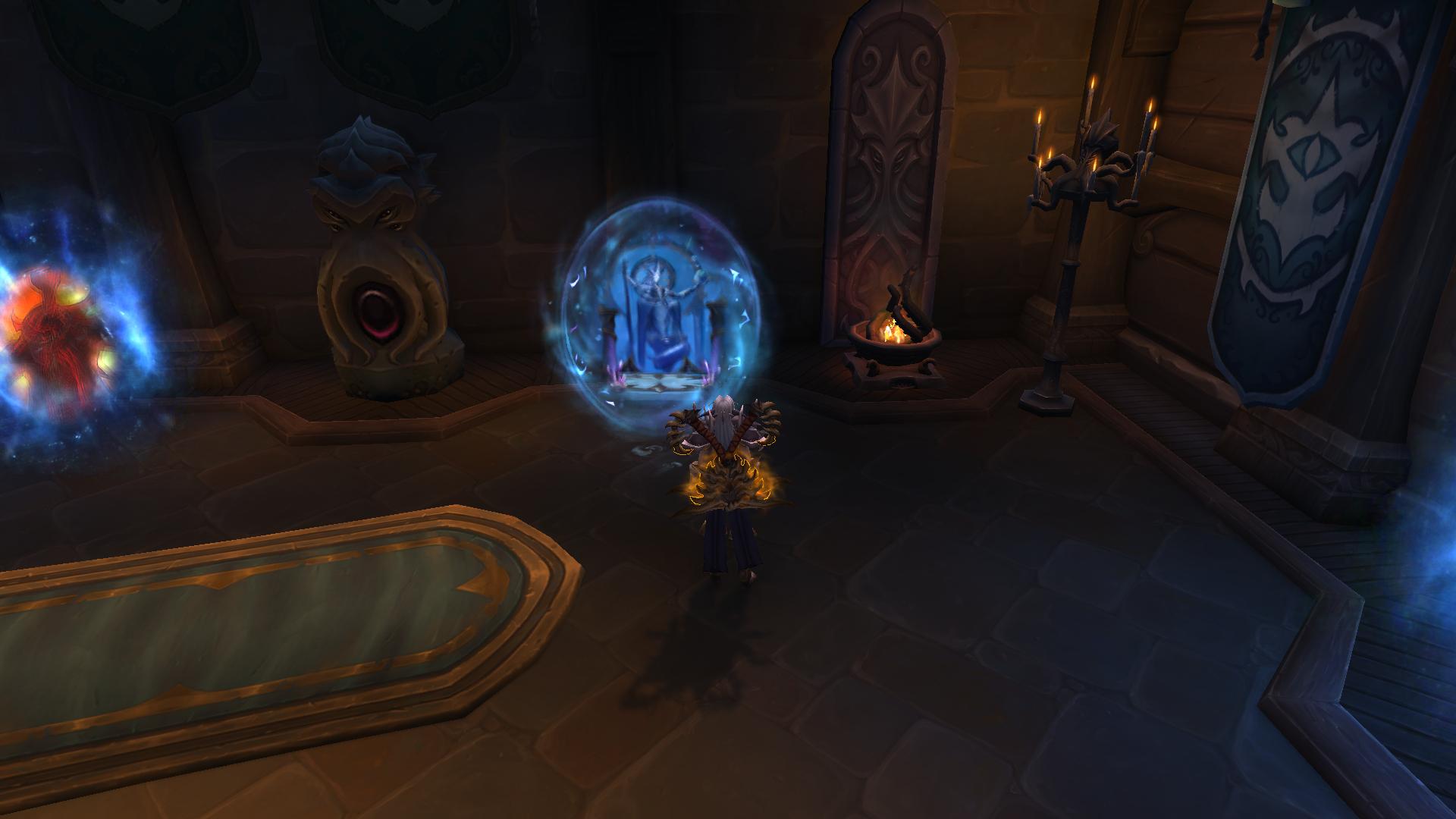 Portal Room Boralus